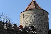 Na hradě Veveří zahájili turistickou sezonu.