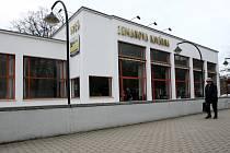 Zemanova kavárna.
