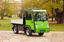 Jeden z typů elektrického auta, o jehož koupi uvažují radní v Židenicích.