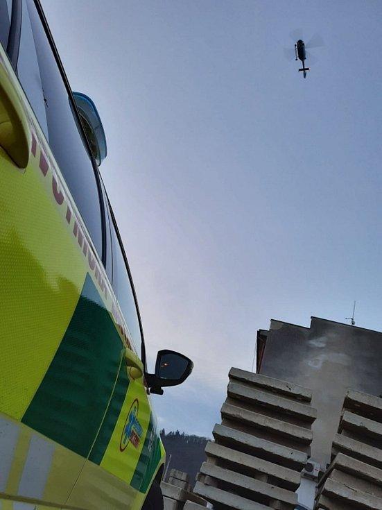 V brněnském Jundrově a okolí pátrají policisté i s pomocí záchranářů po patnáctiletém chlapci.