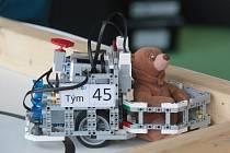 V Brně o víkendu odstartuje největší robotická soutěž