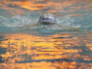 OBRAZEM: Lesná viděla při rozlučce s Velkou cenou v plavání dva rekordy