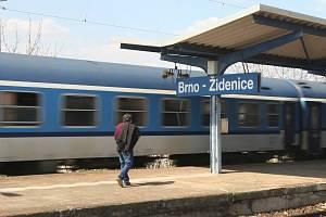 Vlakové nádraží Brno Židenice