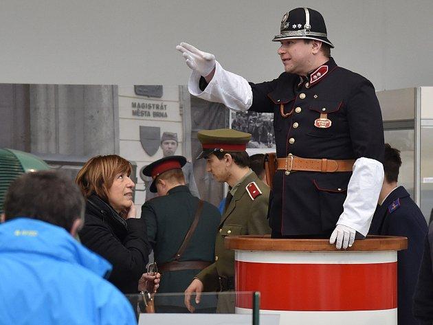 Classic show Brno 2017. Na brněnské výstaviště se sjeli příznivci veteránů.