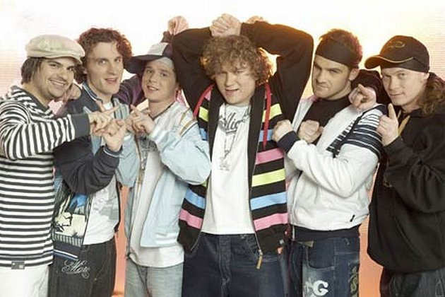 ŠEST STATEČNÝCH. Nezařaditelní a originální All X jsou velkým překvapením televizní soutěže X Factor.