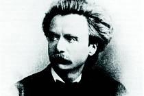 SKLADATEL, DIRIGENT I KLAVÍRISTA. Edvard Grieg napsal písně pro spisovatele Ibsena, Björnsona i Andersena.