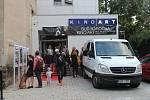 Kino Art v Brně v pátek otevřelo po dvou a půl roku trvající rekonstrukci.
