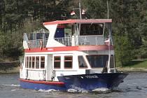 Lodě poprvé vypluly na Brněnskou přehradu a oficiálně tak zahájily plavební sezonu.