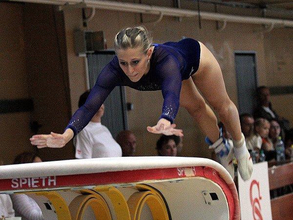 Gymnastka Kateřina Marešová