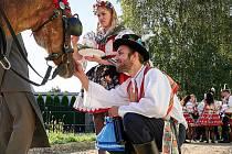 Rozmarýnové hody oslavili 19. a 20. září v Moravských Bránicích.