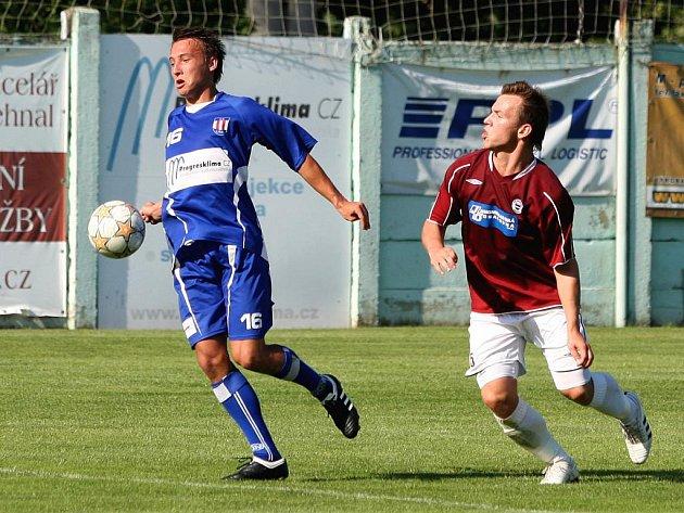 Hráči Líšně remizovali se Spartou Brno 1:1.