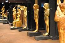 Výstava - Tutanchamon v Brně.