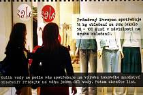 Interaktviní výstava Supermarket svět v Brně.