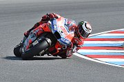 Sobotní kvalifikace na Grand Prix ČR - Jorge Lorenzo