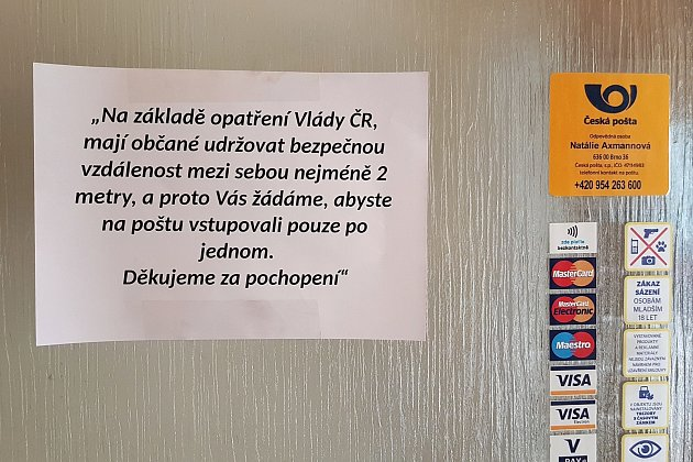 Brno 16.3.2020