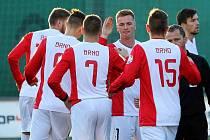 Brno je v Superlize malého fotbalu zatím bez porážky.