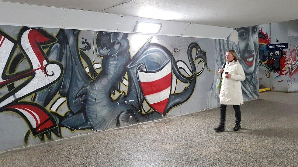 Vlakové nádraží Brno-Židenice.