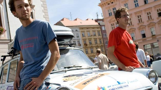 Martin Beťko a Michal Vičar.