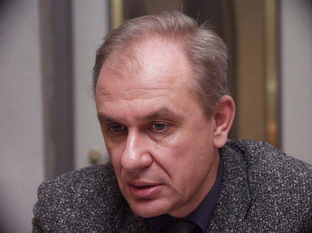 Ředitel brněnské zoologické zahrady Martin Hovorka.