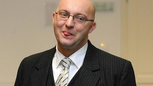 Soudce Jan Kozák.