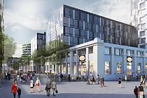 Zóna 2 Nové Zbrojovky od K4 a.s. - Architects&Engineers