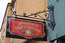 Indická restaurace Goa.