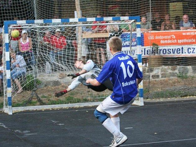 Saňař Cup v Sokolnicích píše letos svou osmnáctou kapitolu.
