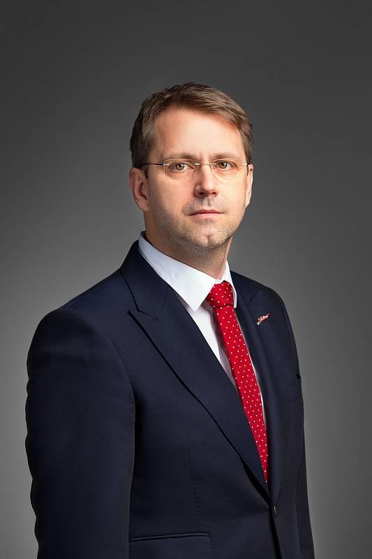 Výkonný ředitel Zetoru Marián Lipovský.