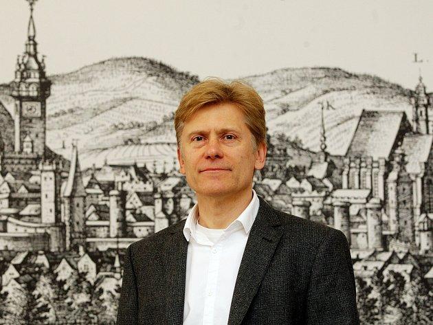 Michal Sedláček.