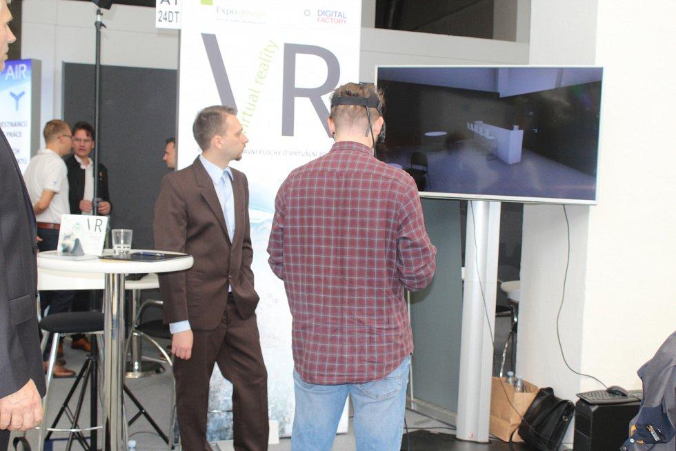 Na brněnském výstavišti v pondělí začal Mezinárodní strojírenský veletrh.