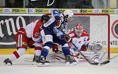 Kometa rozebrala Olomouc a zvítězila 5:0.