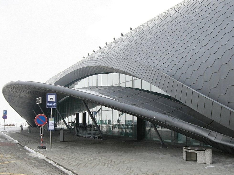 Brněnské letiště v Tuřanech - ilustrační foto.
