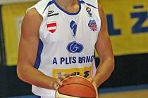 Basketbalista Michal Norwa.