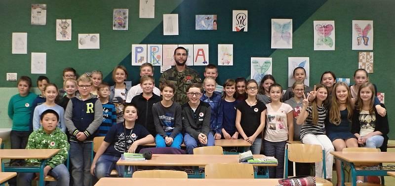 Učitel Roman Machain patří k Aktivním zálohám České republiky.