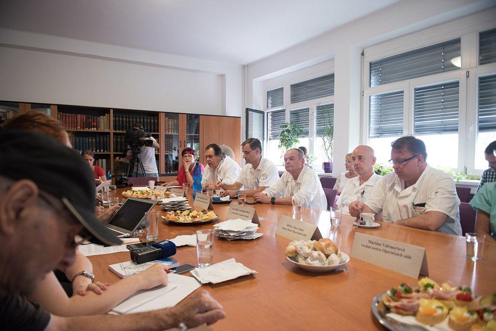 Masarykův onkologický ústav, ilustrační foto.