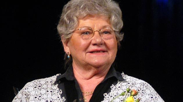Zemřela herečka Libuše Billová. Bylo jí 87 let.