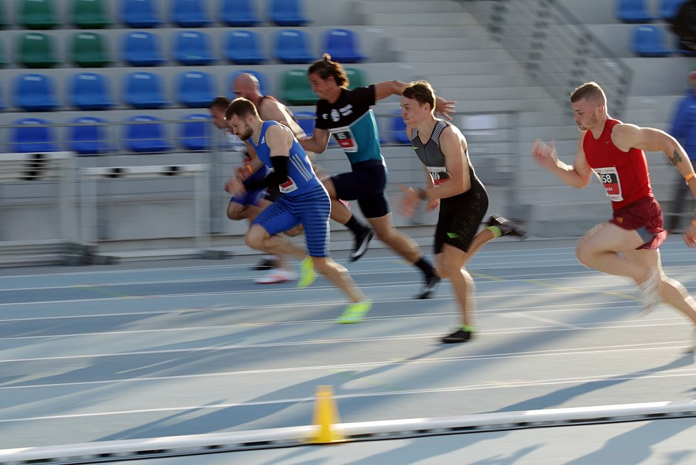 Na Memoriálu Josefa Sečkáře byly k vidění kvalitní atletické výkony.