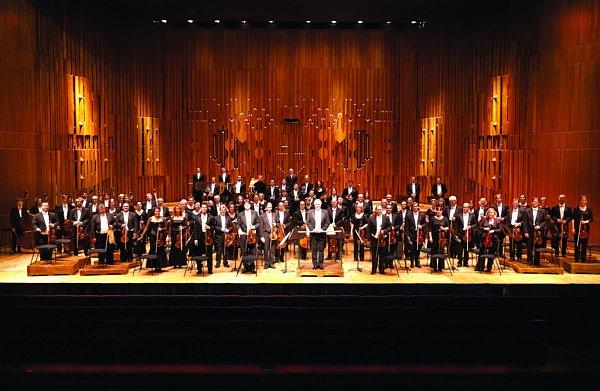 London Symphony Orchestra, který vystoupí 8.listopadu vJanáčkově divadle.