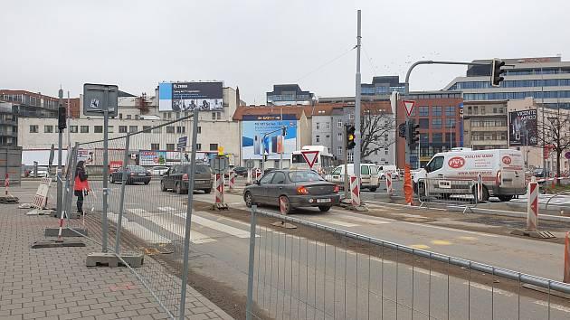 Přechod u Vaňkovky bude opět zavřený jako v prosinci 2020.