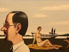 Viktor Pivovarov čerpá inspiraci pro svá díla jak z odkazu avantgardy a moderny, tak z vlámských mistrů i myšlenek antické filozofie.