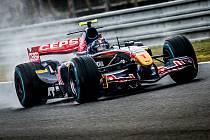 Masaryk Racing Days. Masarykovým okruhem se rozburácí motor monopostu formule 1.