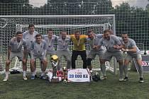 Vítězný tým pátého ročníku Českého národního poháru BKMK Topshoes.cz Brno.
