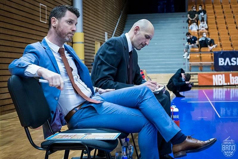 Basketbalisté Brna hodlají zaútočit v domácí lize na medaili, zahrají si také novou evropskou soutěž.