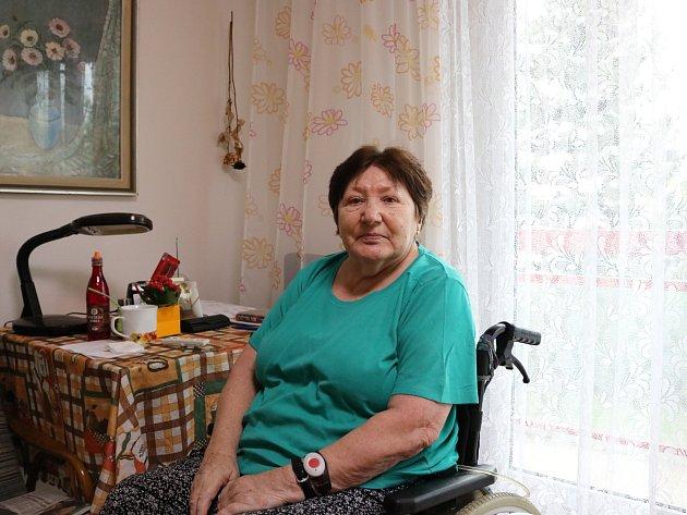 Věra Uršlerová.