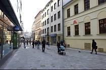 Otevření ulic Veselá, Solniční a Česká po rekonstrukci.
