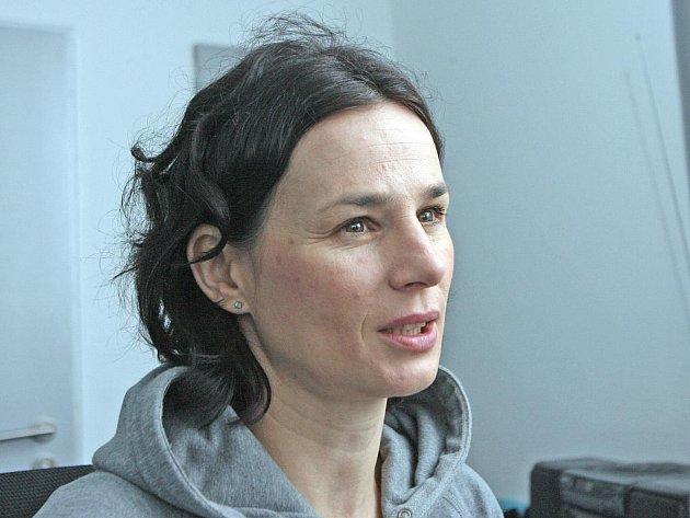 Bývalá výškařka Zuzana Hlavoňová má čtrnáct českých titulů a světové i evropské stříbro.
