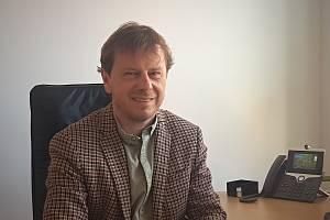 Špičkový kriminalista Jan Rybár. Je vedoucí odboru pátrání Úřadu služby kriminální policie a vyšetřování Policejního prezidia ČR.