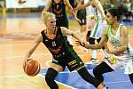 Basketbalistky Žabin. Na snímku Petra Záplatová.
