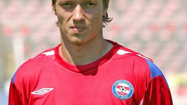 Jaroslav Borák - 1. FC Brno.
