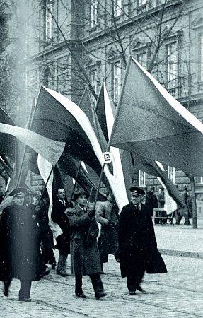 Brno stalinistické.